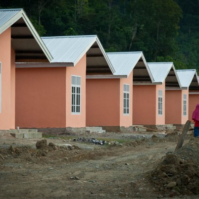 Perencanaan pemukiman kembali (Resettlement Planning)