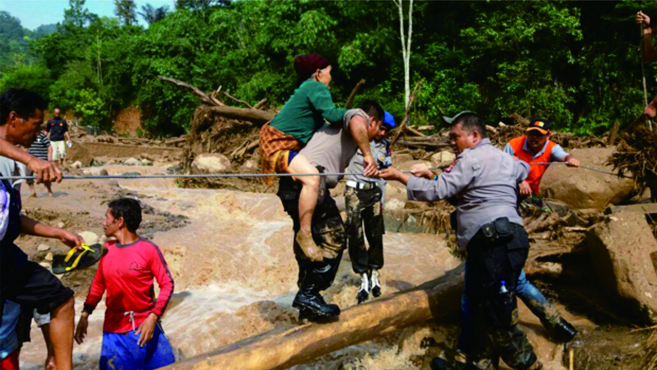 Subang Dilanda Banjir Bandang dan Longsor, 5 Tewas