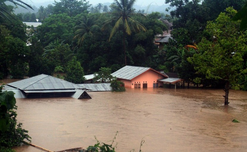 Banjir Bandang Menewaskan 3 jiwa di Kotabaru, Kalimantan Selatan