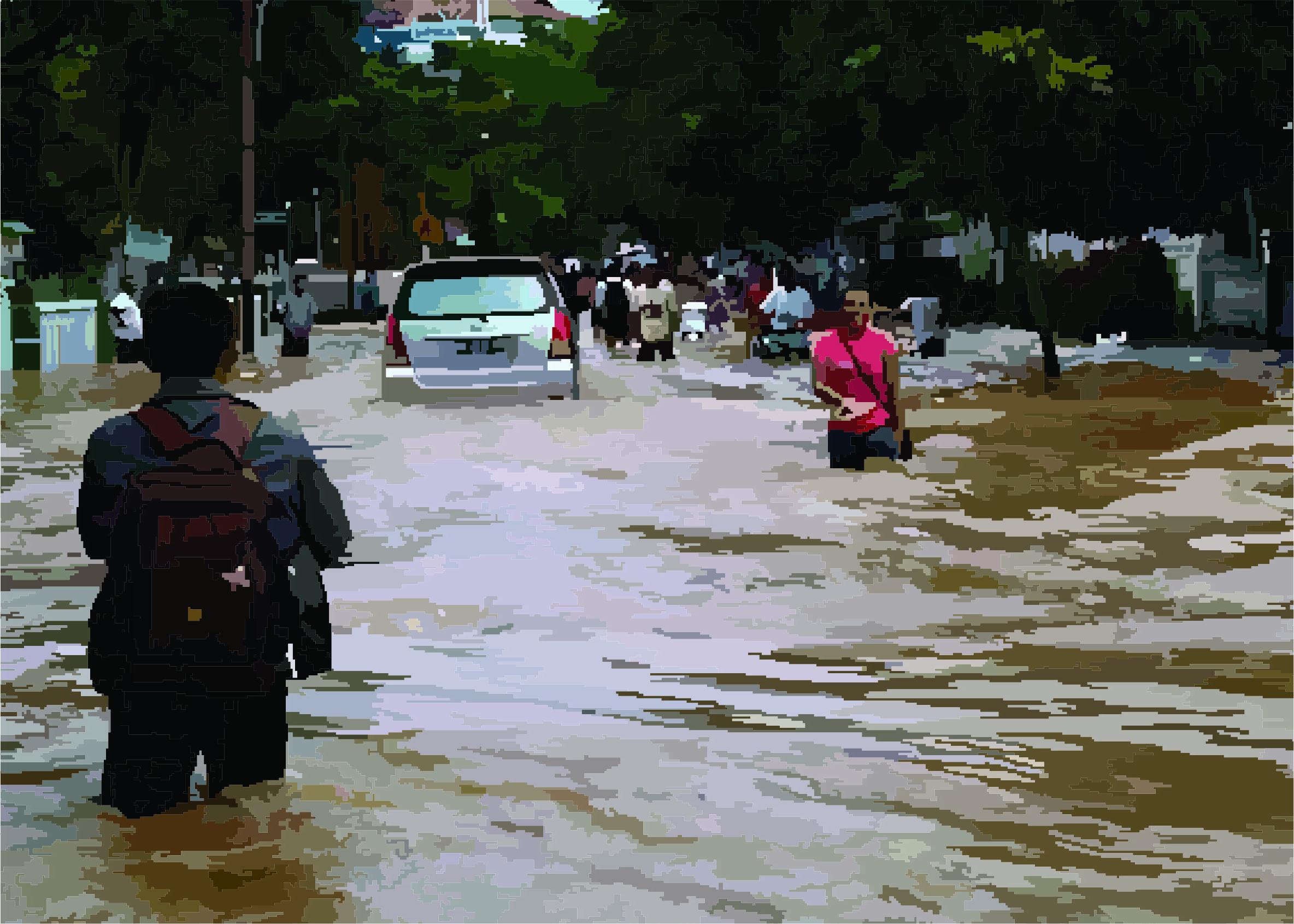 Sulawesi Utara Dilanda Banjir dan Tanah Longsor