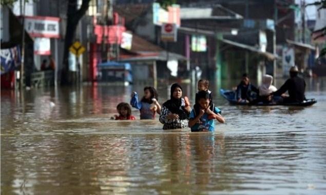 Banjir di Konawe Utara, Sulawesi Tenggara dan Kota Ambon, 1354 Jiwa Mengungsi
