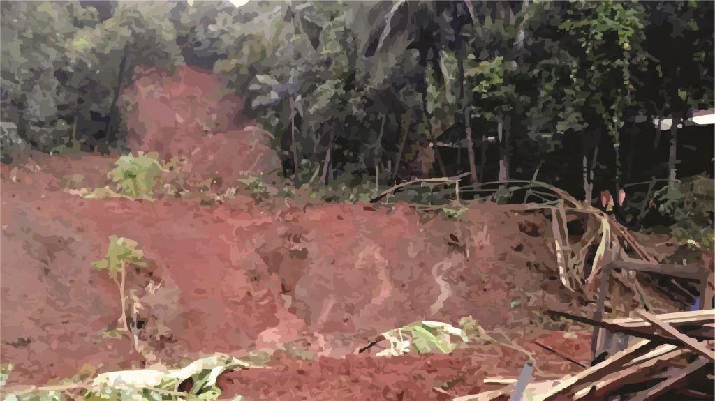 Banjir dan Longsor di Wonosobo, Jawa Tengah, Beberapa Jembatan Putus