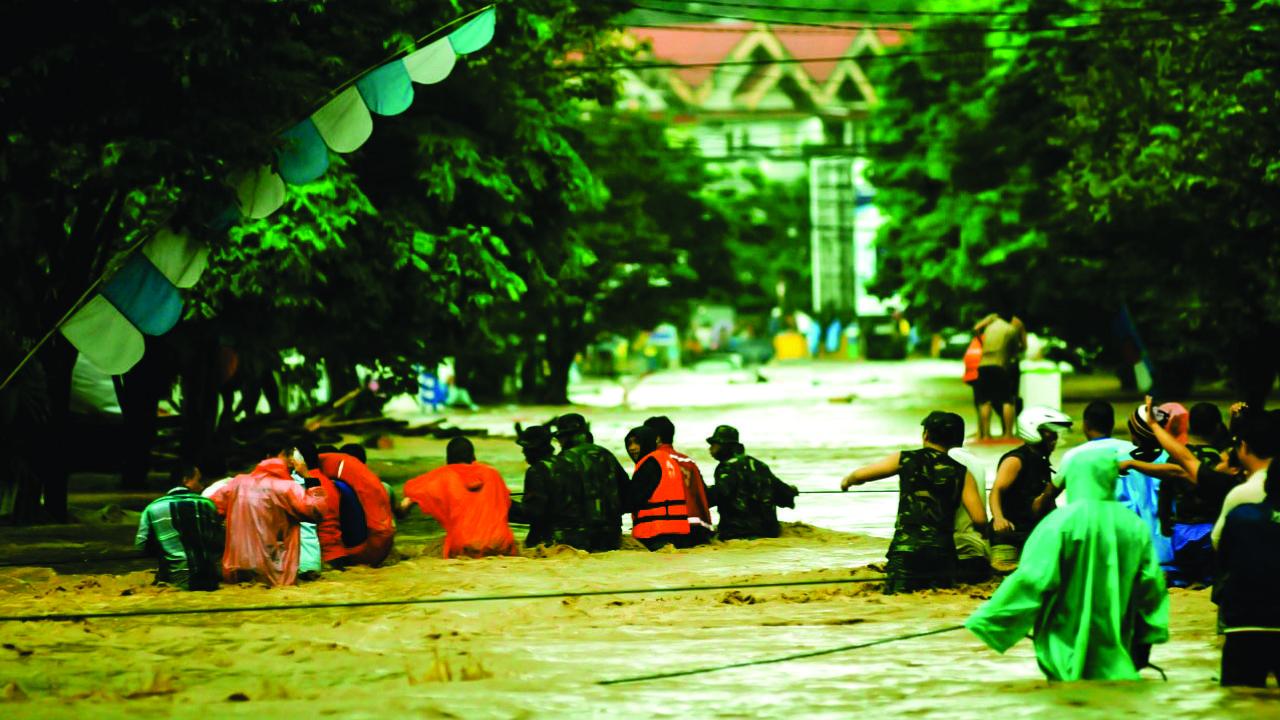 Ribuan Rumah Terendam Banjir di Kota Manado, Kota Bitung dan Gorontalo Utara