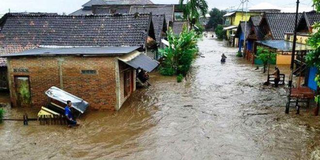 7 Kecamatan di Pulau Sumbawa Menderita Akibat Banjir