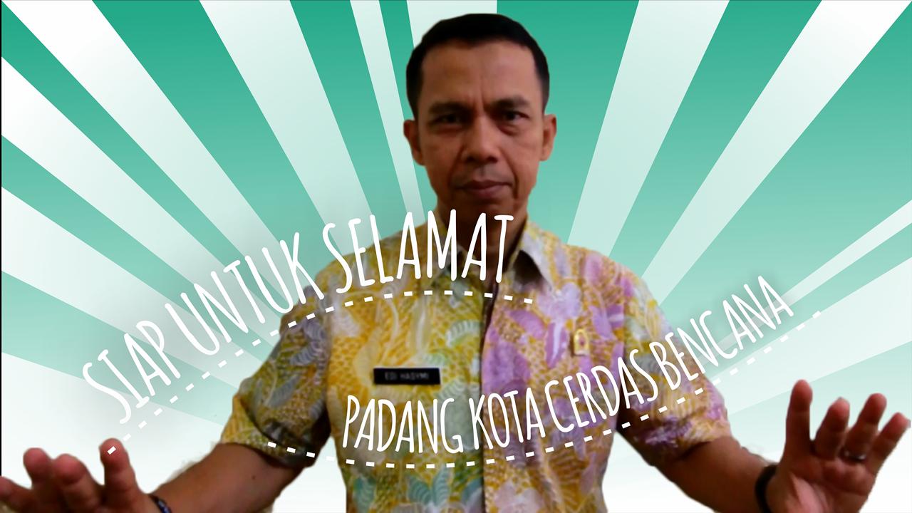 Video Peringatan HKBN, Kolaborasi DRR Indonesia dan BPBD Kota Padang